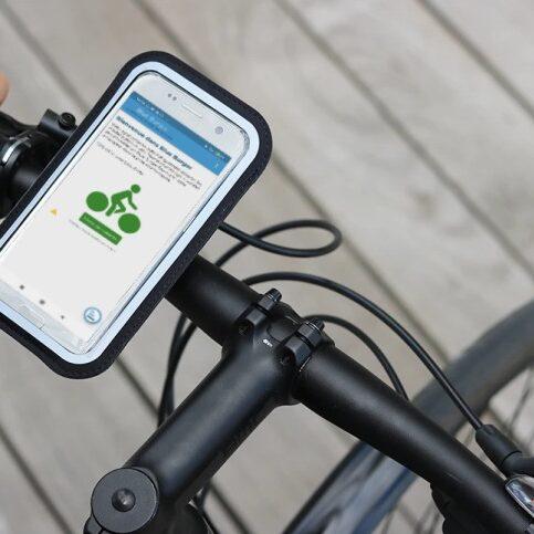 Detecteur de mobilité durable